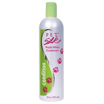 PetSilk Bright White Conditioner 473 ml