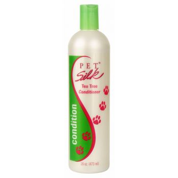 PetSilk Tea Tree Conditioner 473ml