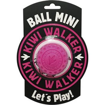 Kiwi Walker Let's Play! Ball mini roze