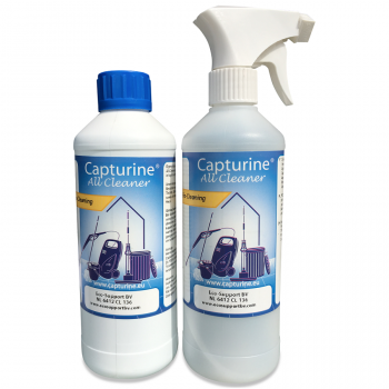 Capturine Pets-All-Clean 500 ml set