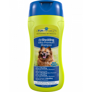 DESHEDDING ULTRA PREMIUM SHAMPOO. 251 ML