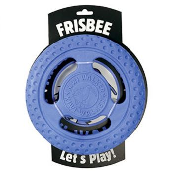 Kiwi Walker Let's Play! Frisbee blauw