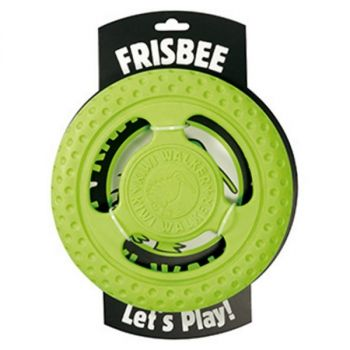 Kiwi Walker Let's Play! Frisbee groen