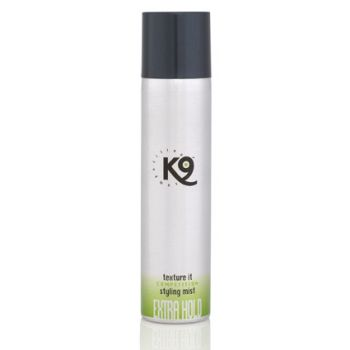 K9 Competition Texture it Styling Mist.