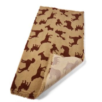 Active Non-Slip Vet Bedding Multi Dog. 100x150 cm