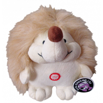 Pet Qwerks Plush Hedgehog Small 10,5 cm